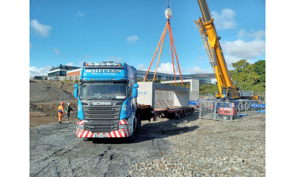 Whitten Road Haulage - Portal Arches to Dungiven