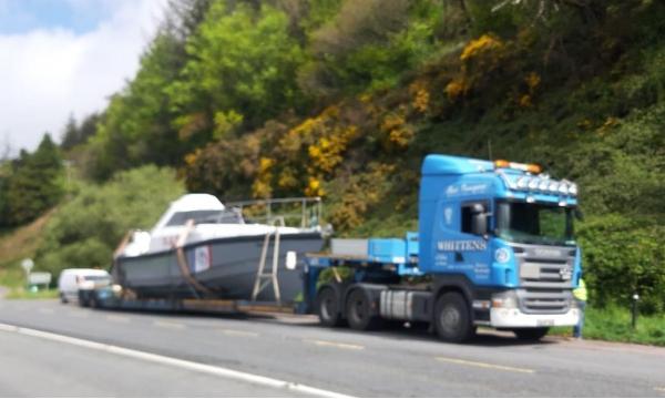 Whitten Road Haulage - Boat Launch