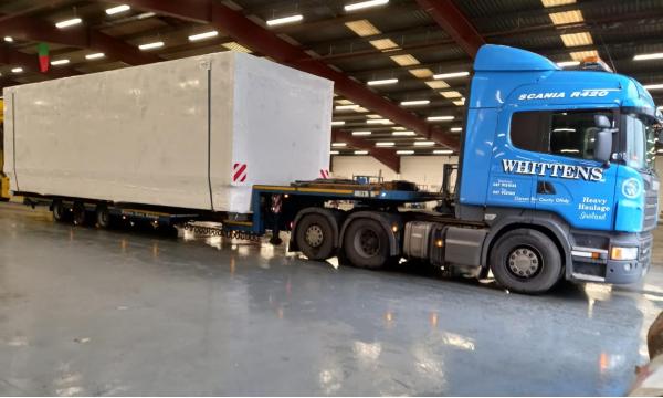 Whitten Road Haulage - 4.2m wide loads to Kilcoole