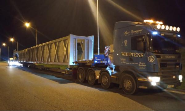 Whitten Road Haulage - 40m Gantry Carlow to N40 Cork