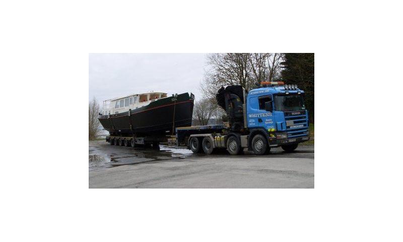 boat-haulage
